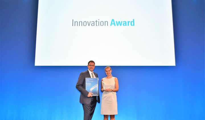 Innovation Award for WashTec.