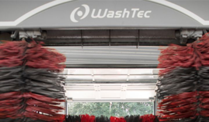 """Thus far, the car wash sales have been going very well."", Werner Grobe."